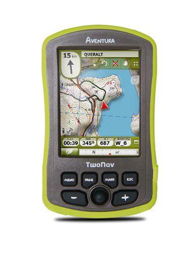 GPS TwoNav Aventura