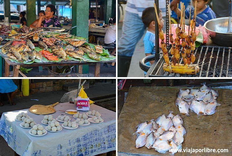 Mercado de Iquitos