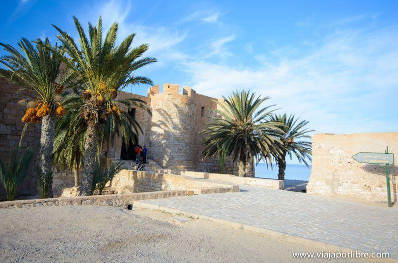 El fuerte Borj El Kebir
