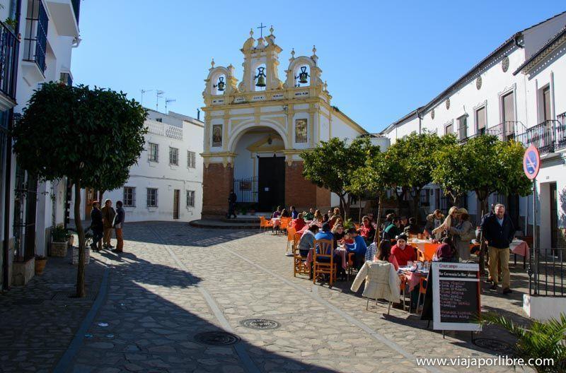 Torre del Reloj y Ermita de San Juan de Letrán