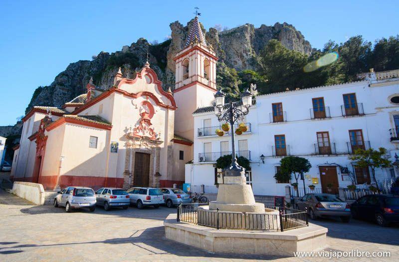 Iglesia de Santa María de la Mesa - Zahara de la Sierra
