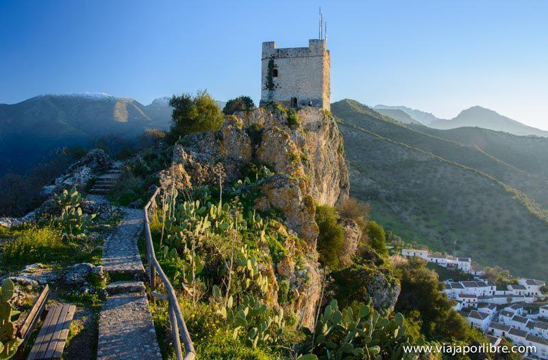 Torre del Homenaje - Zahara de la Sierra