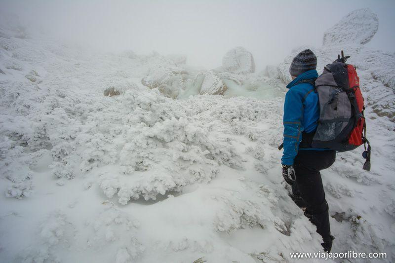 Ascensión al Pico Zapatero – Avila