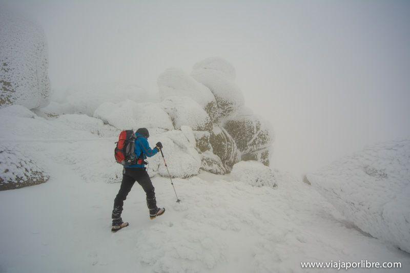 Ruta al Pico Zapatero - Sierra Paramera