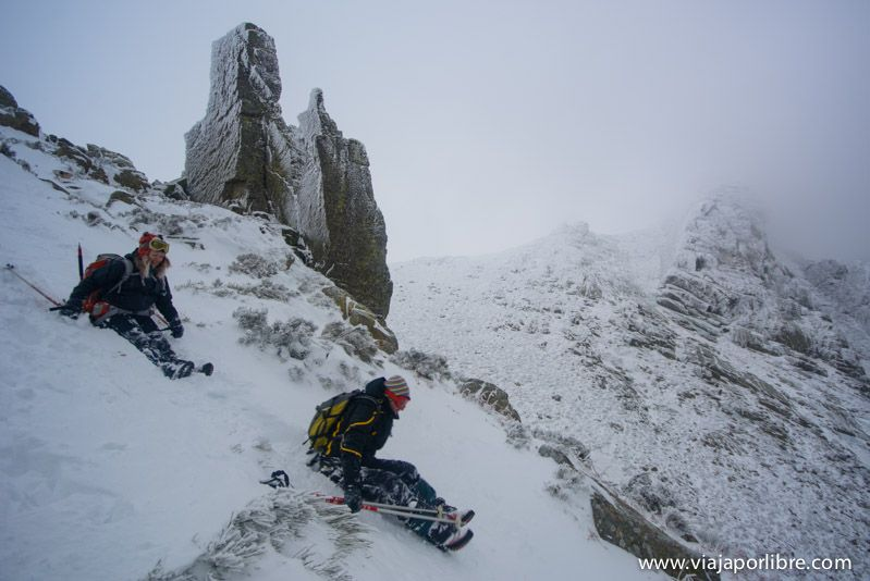 Ruta al Pico Zapatero – Sierra Paramera