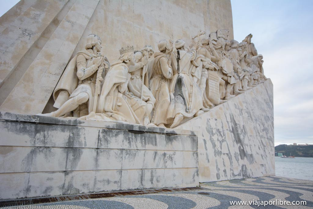Monumentoalosdescubrimientos Lisboa