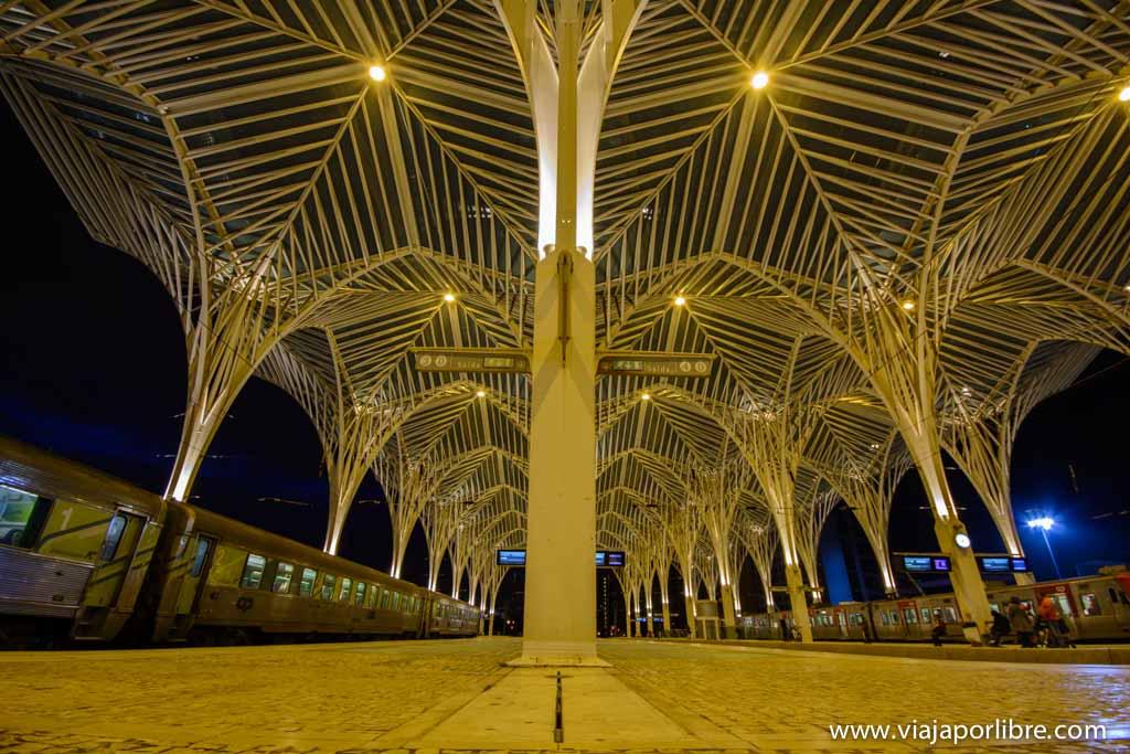 EstacióndeOriente Lisboa