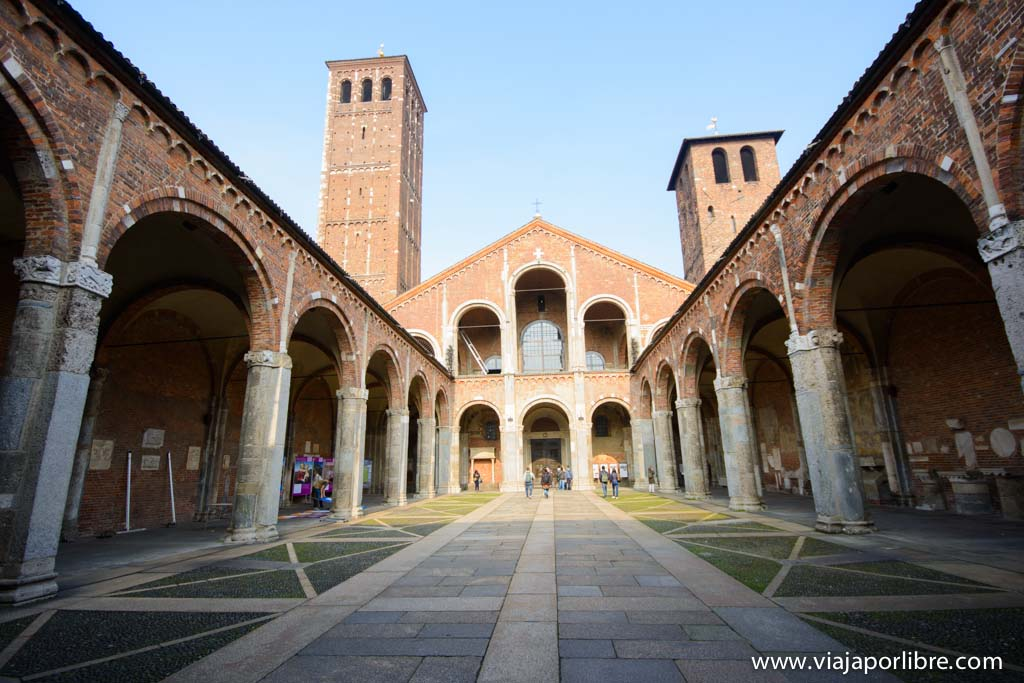 Basílica de San't Ambrogio