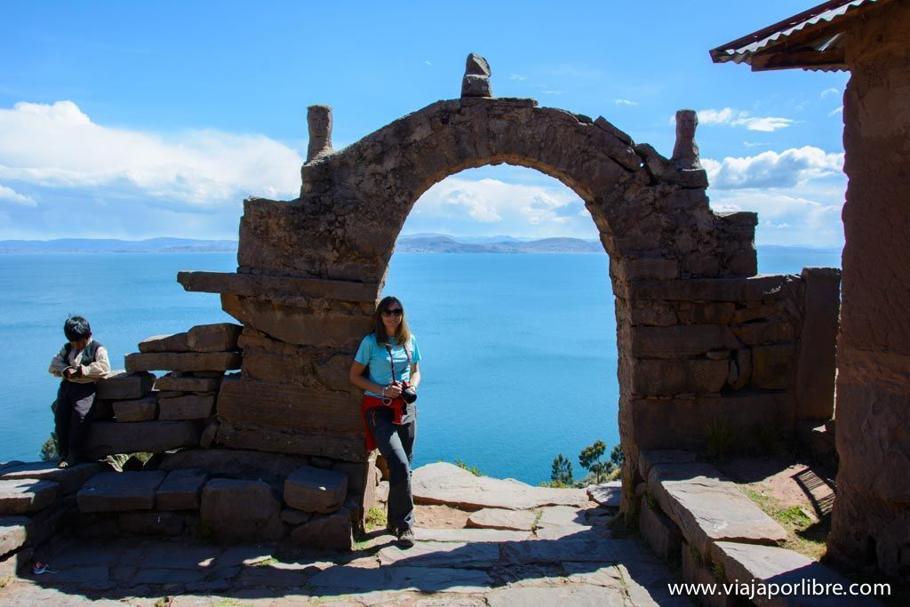Isla de Taquile - Lago Titicaca