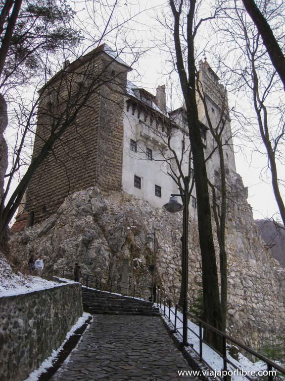 Castillo de Dracula - Castillo de Bran