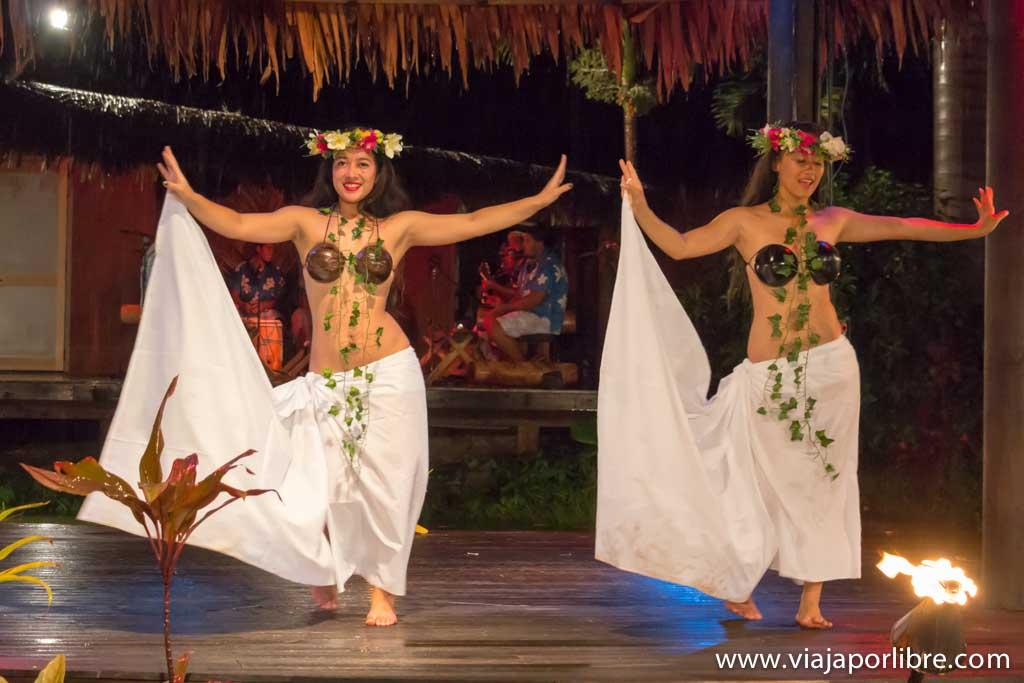 Cultura en las Islas Cook