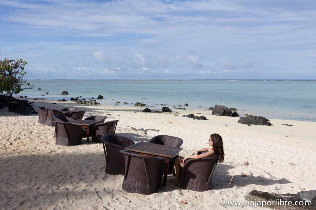 Hotel en las Islas Cook