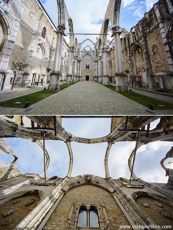 ConventodeCarmo Lisboa