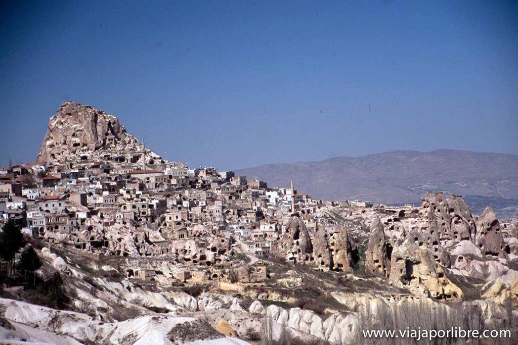 Capadocia - Uchisar