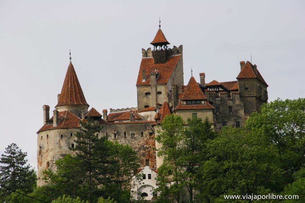 Castillo de Bran Portada