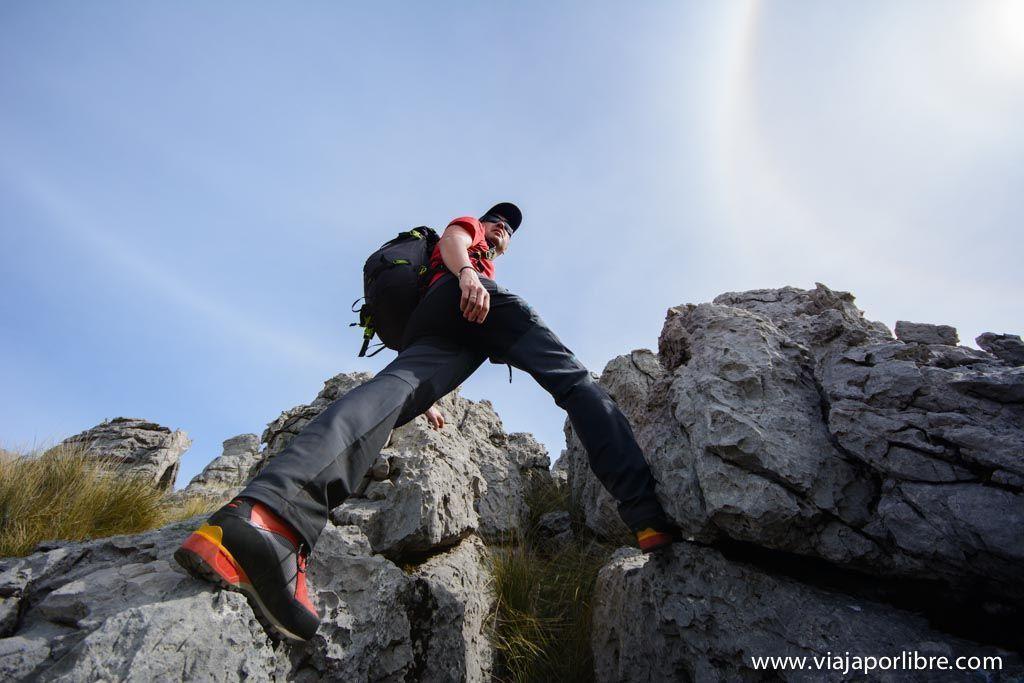 Ascensión al Torreón - Sierra de Grazalema