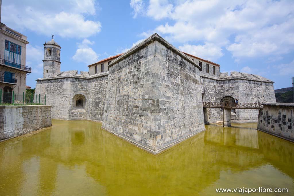 Castillo de la Real Fuerza de la Habana - Que hacer en la Habana