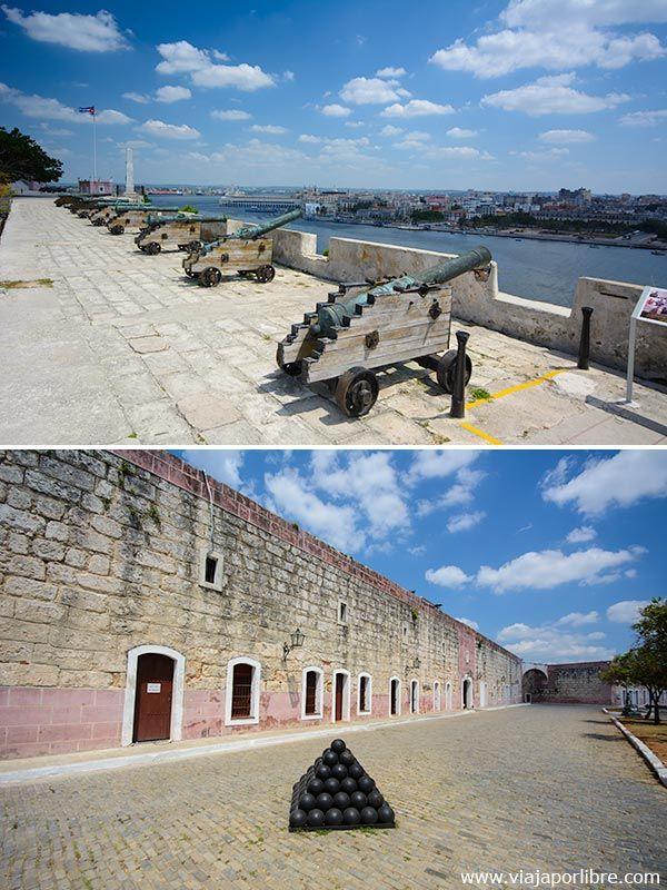 Fortaleza de San Carlos de la Cabaña - La Habana