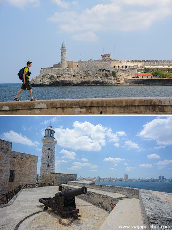 Castillo de los Tres Reyes del Morro - Que ver en la Habana