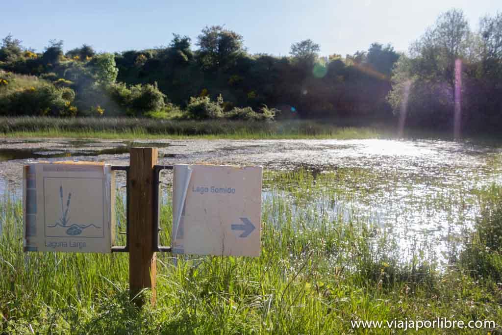 Las Médulas - Senda del Lago Sumido