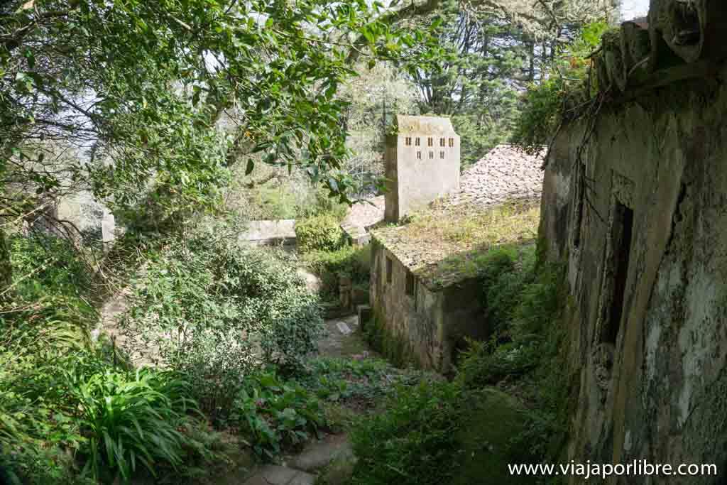 Convento de los Capuchos