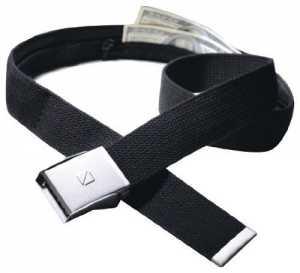 Cinturón monedero