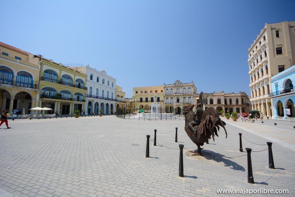 Que ver en la Habana - Plaza Vieja