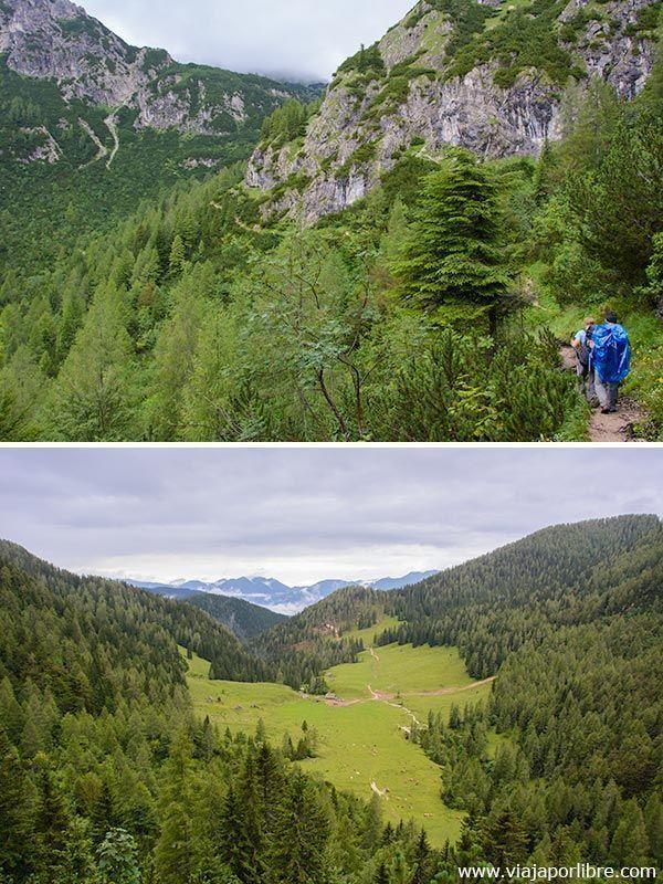 Ascensión al Triglav - Eslovenia