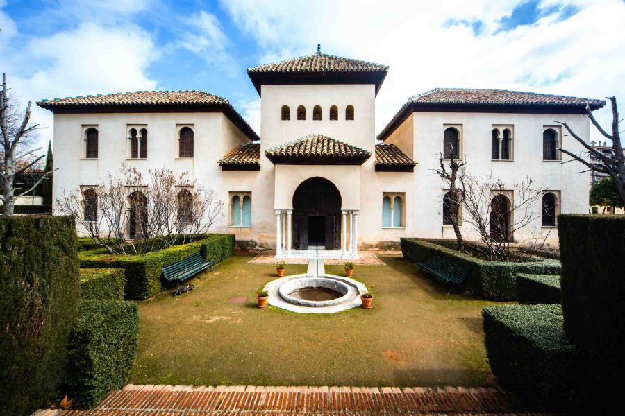 Alcázar de Genil Granada