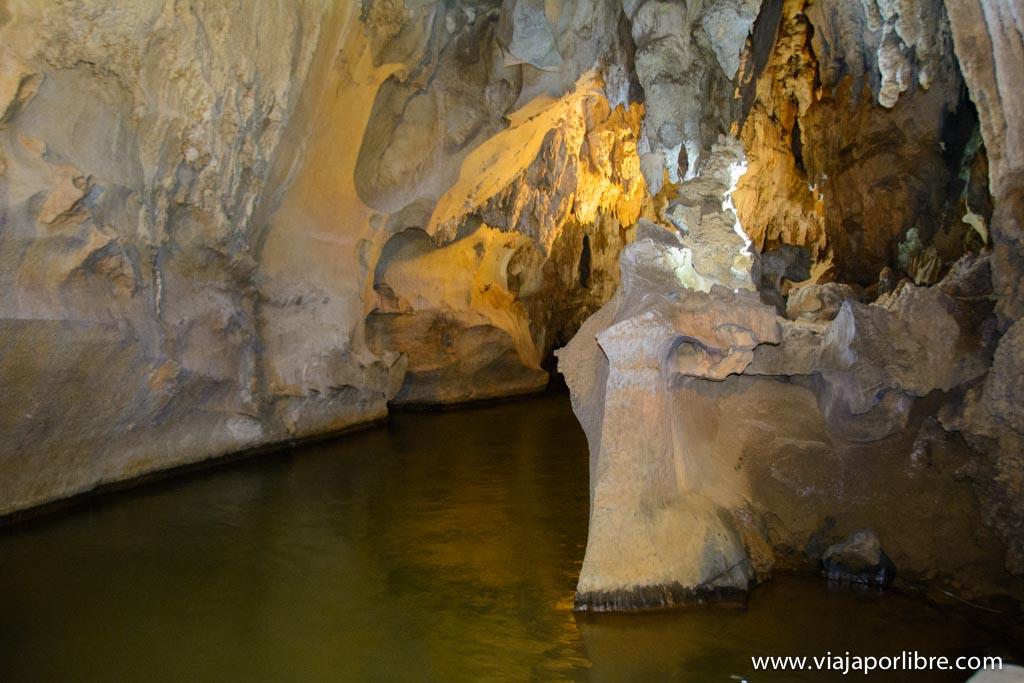 Cueva del Indio - Valle de Vinales Cuba