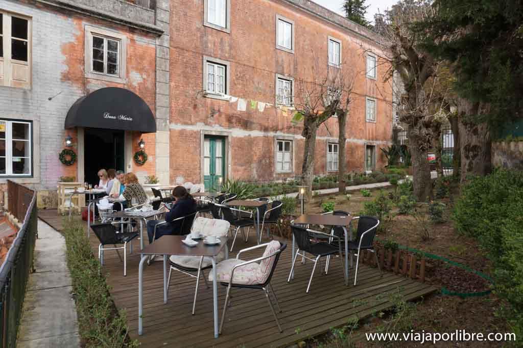 Restaurante en Sintra