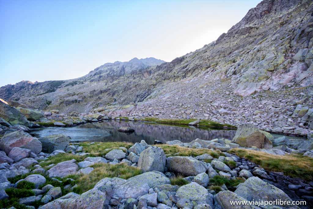 Laguna mediana