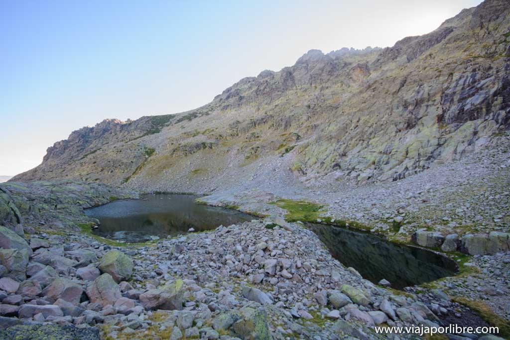 Laguna Brincalobitos y Laguna Bajera