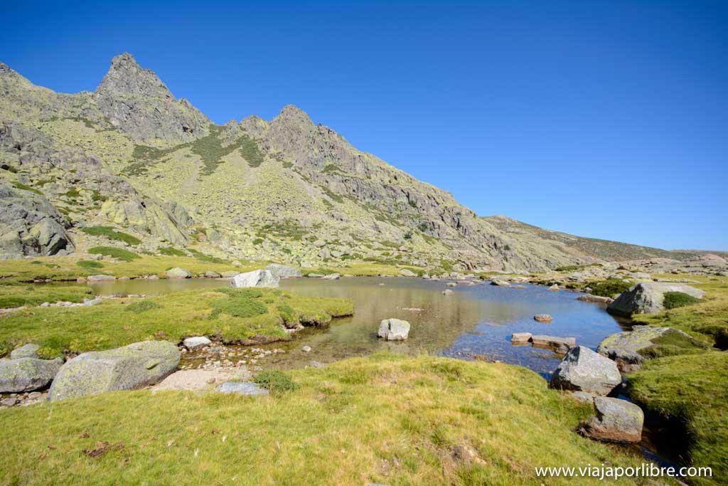 Laguna de la Escoba - gredos