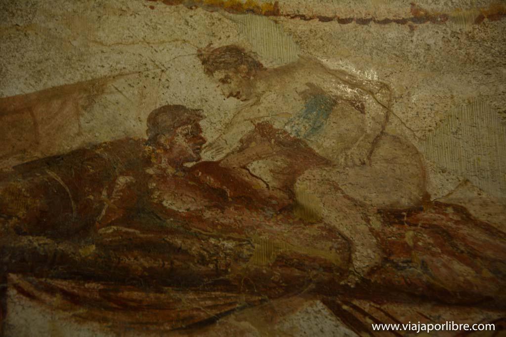 Lupanare o burdel de Pompeya