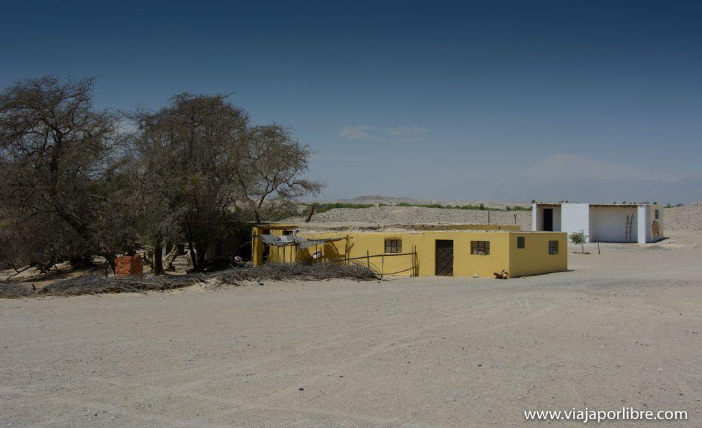 Ciudad perdida de Cahuachi