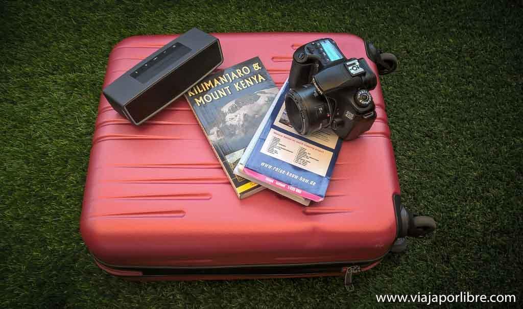 Una maleta que no nos gustaría perder
