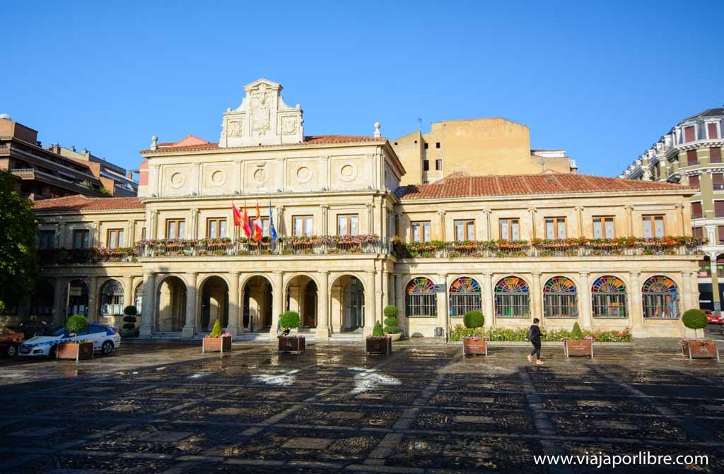 Oficina de Turismo. Que ver en León ciudad