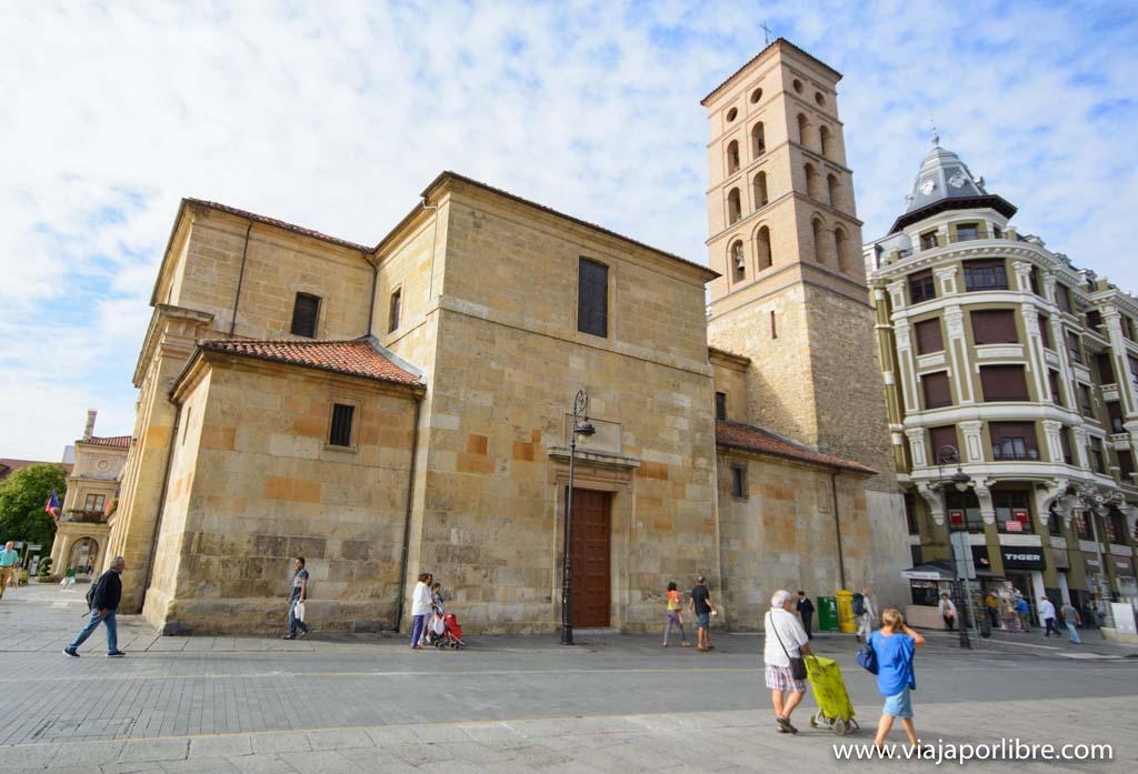 Iglesia de San Marcelo. Que ver en León ciudad