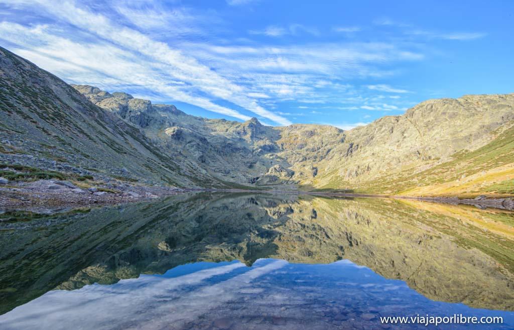 Rutas por Gredos. Laguna de Barco