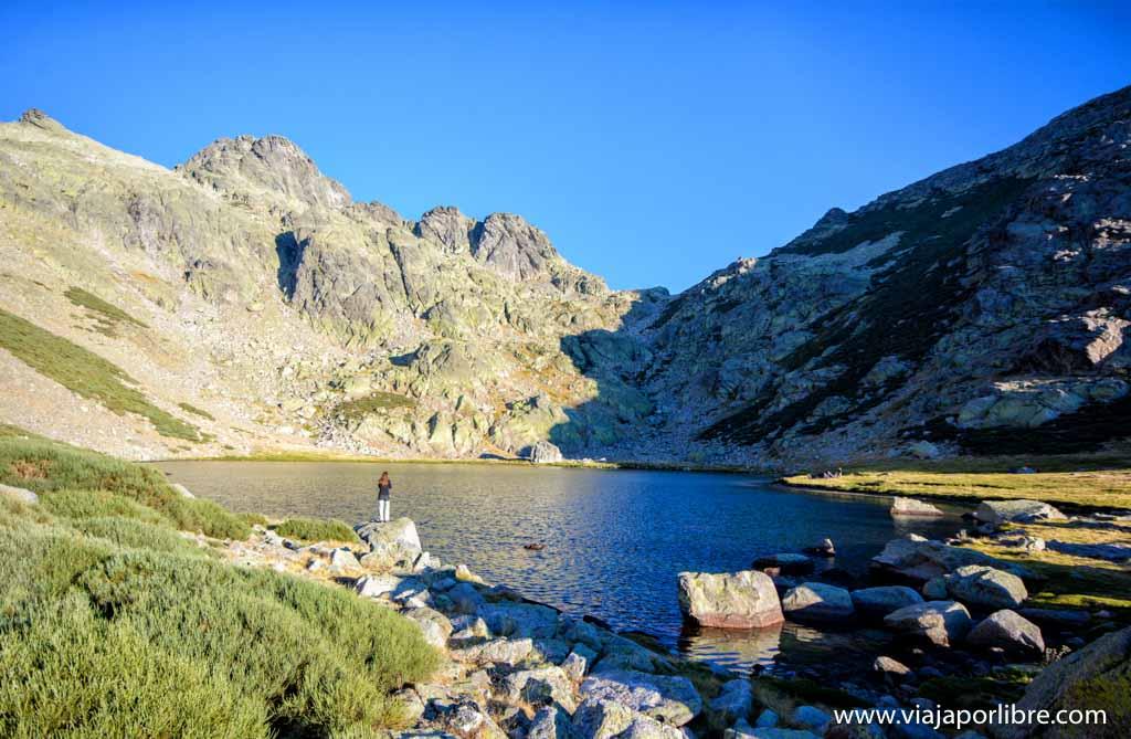 Rutas por Gredos. Laguna de los Caballeros