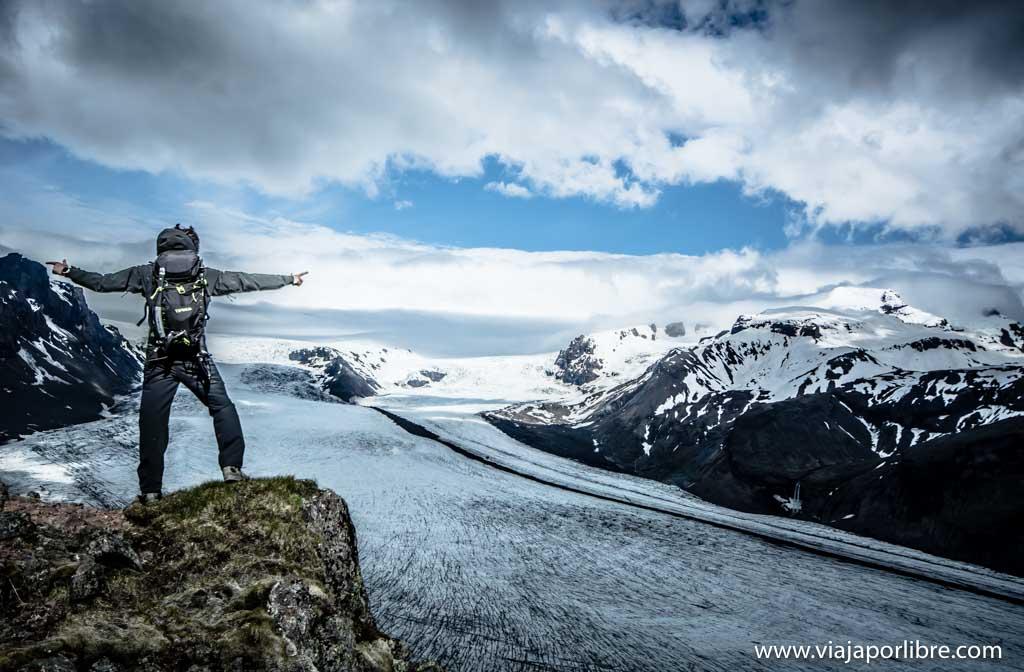 Kristínartindar El mejor trekking de Islandia