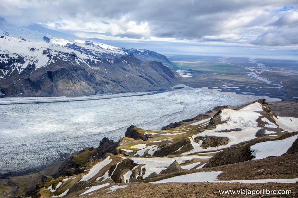Kristínartindar. El mejor trekking de Islandia