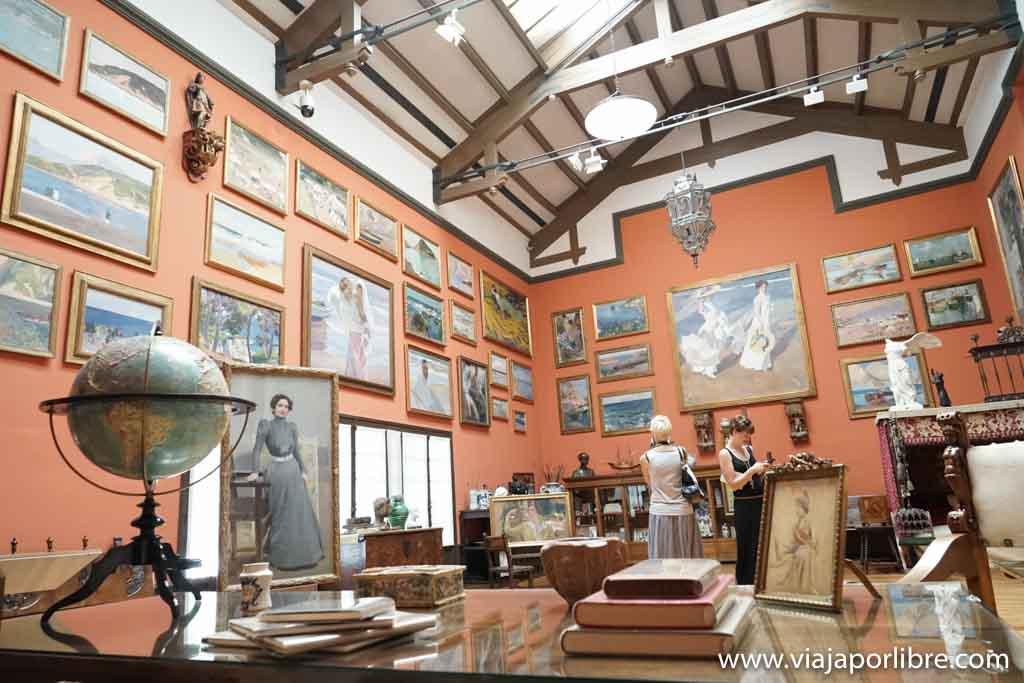 Taller del Museo Sorolla