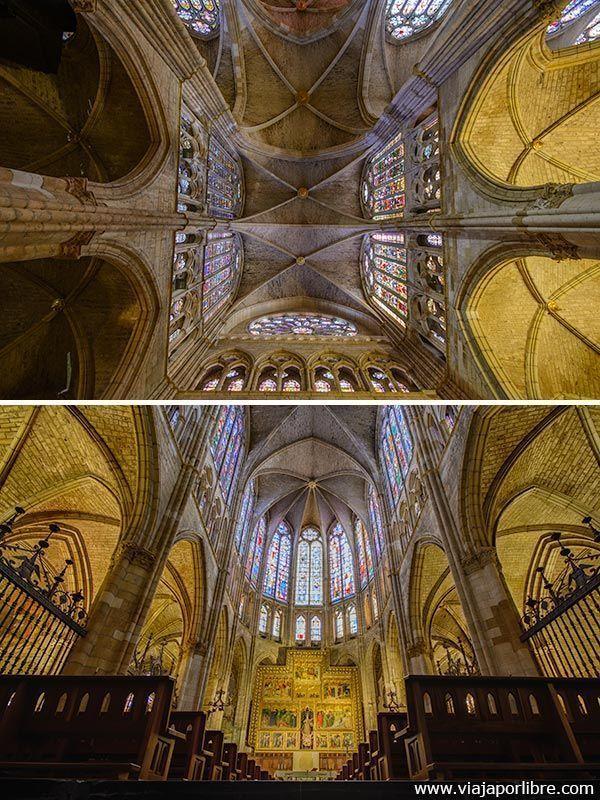 Catedral de León. Que ver en León ciudad