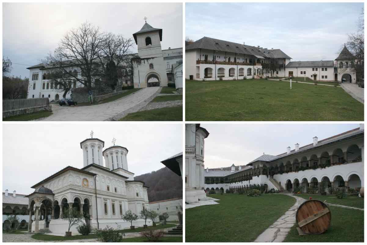 Monasterios en Rumania