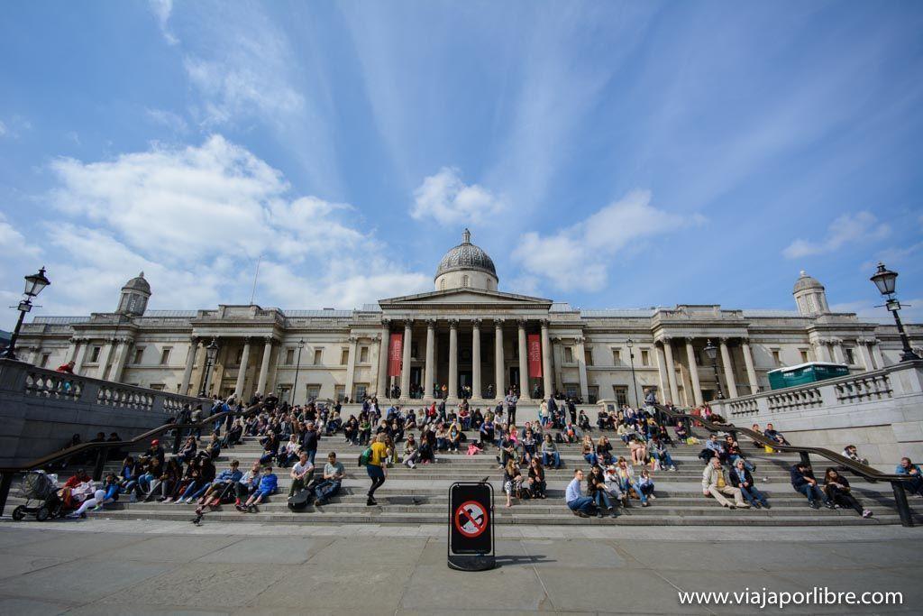 Los mejores museos de Londres - National Gallery