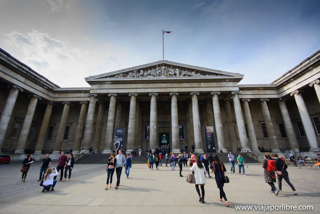 Los mejores museos de Londres - Museo Británico
