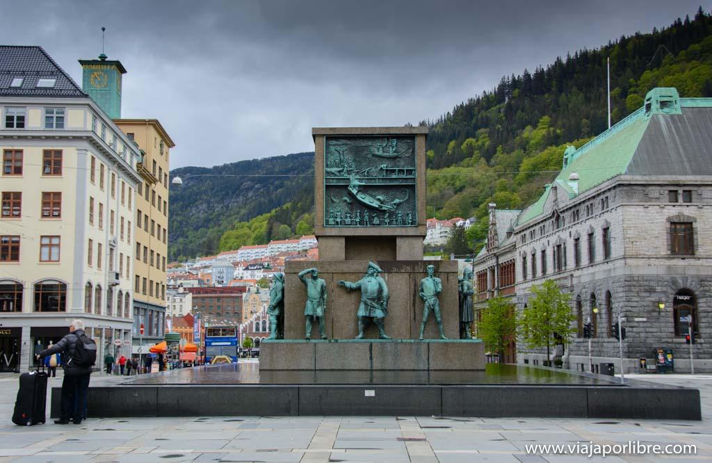 Qué ver en Bergen. Capital de los Fiordos Noruegos