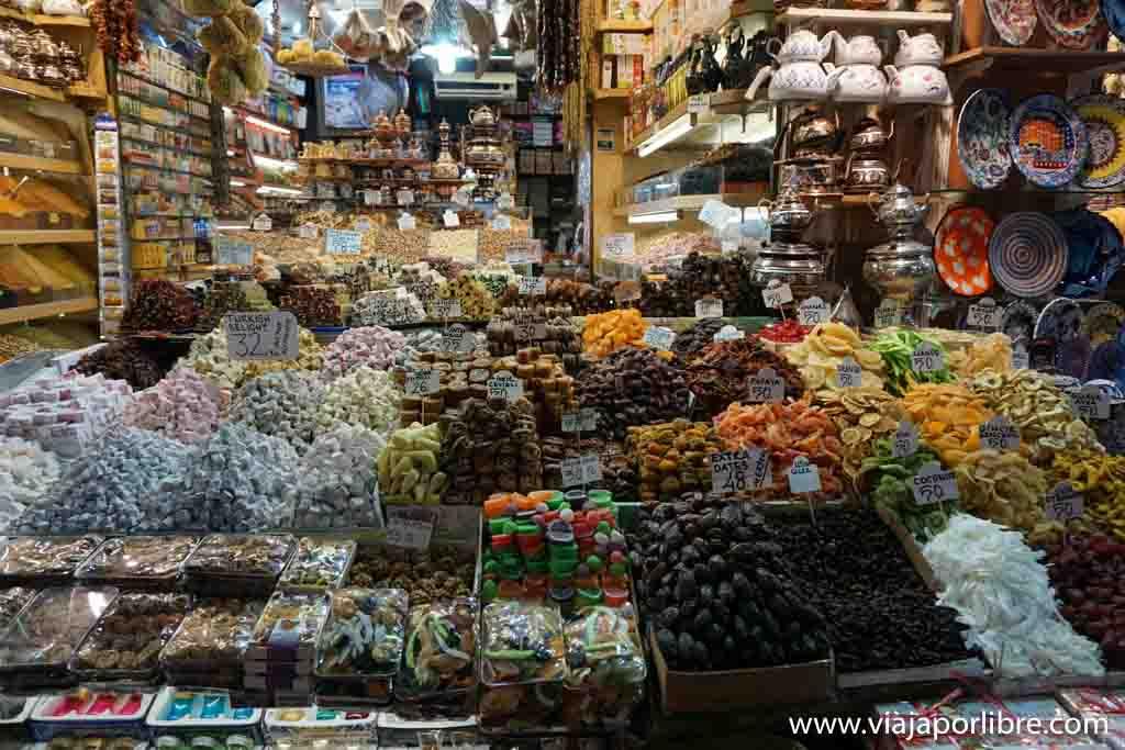 Gran Bazar de Estambul